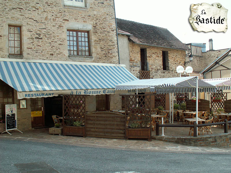 Restaurants in de Limousin